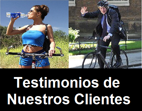 TESTIMONIOS USO DE BICICLETAS ELÉCTRICAS