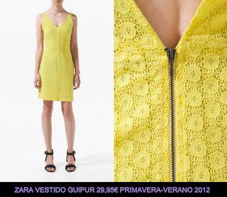Zara-Vestidos-Amarillos-Verano2012