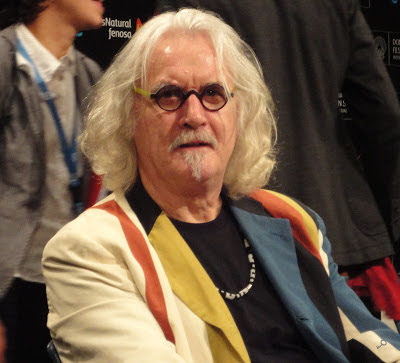 Billy Connolly - Rueda de prensa de Quartet
