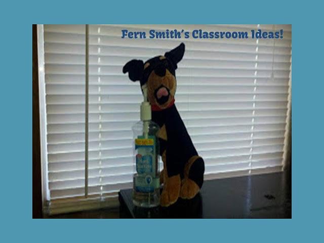 Fern Smith's Back To School Sanitizer Trick!