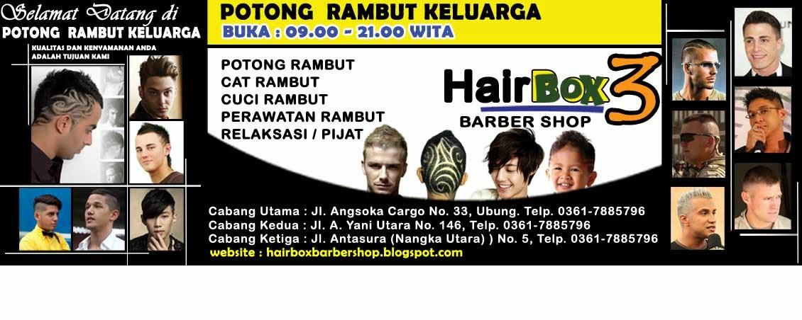 Hairbox Barbershop 3 hadir lebih dekat dengan pelanggan di Jalan Antasura  (Nangka Utara) a0264e3c01
