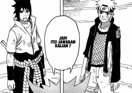 Manga Naruto Shippuden 671 Sub - Indonesia - Naruto dan Pertapa Rikkudo