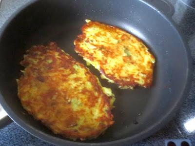Kartoffelpuffer; Reibekuchen; Kartoffelpuffer selber machen