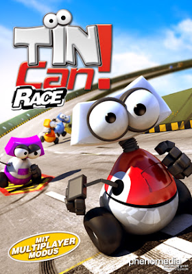 Download TINcan Race v1.001 Cracked-F4CG Game PC