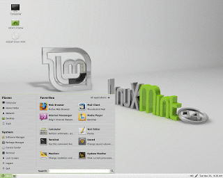 Download Linux Mint 14