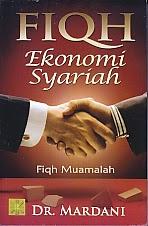 toko buku rahma: buku FIQH EKONOMI SYARIAH, pengarang mardani, penerbit kencana