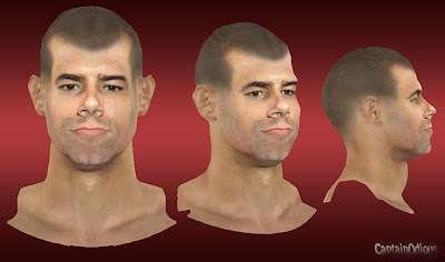 NBA 2K13 Shane Battier Cyberface Mod