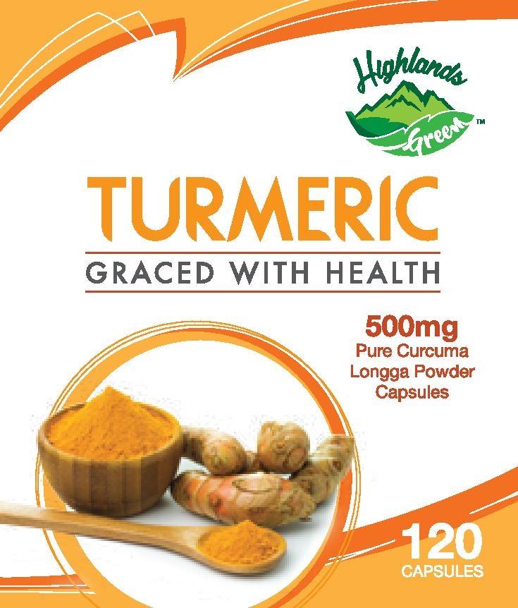 Pure Turmeric