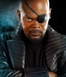 Os Vingadores - Nick Fury