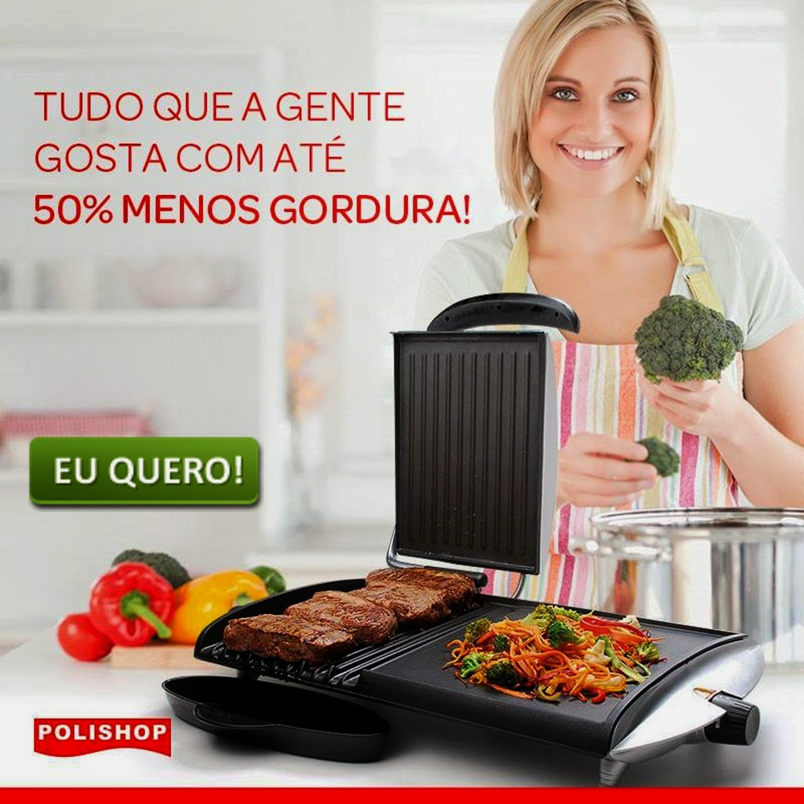 ★★★★★ CHAPA E GRILL GEORGE FOREMAN + DVD