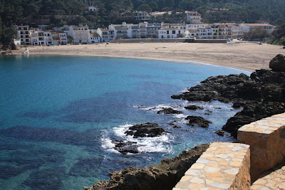 Sa Riera beach in La Costa Brava