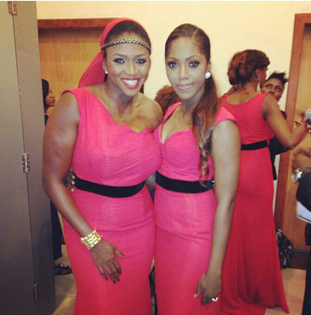 tiwa savage and waje