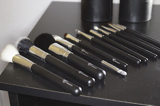 Royal Care Cosmetics Brush Set
