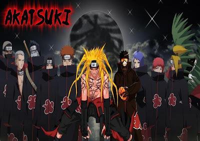 Foto Naruto Shippuden Akatsuki 2015