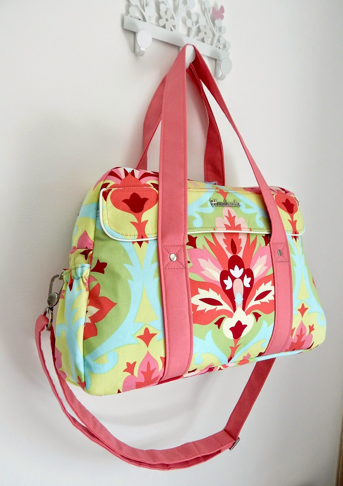 Bag Patterns : my next pattern would be a nappy bag/diaper bag/changing bag pattern ...