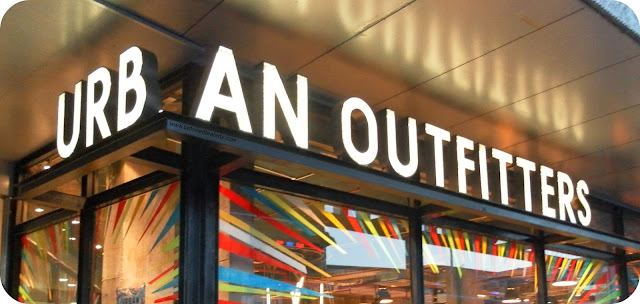 Urban Outfitters Nottingham