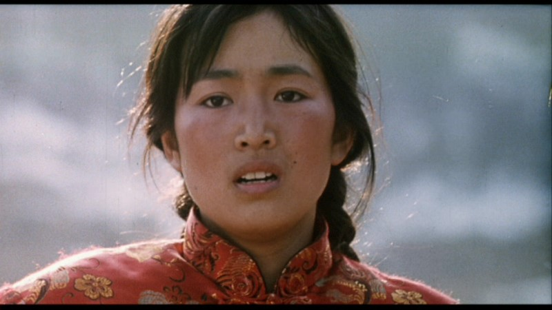 an analysis of the film yi mou zhangs raise the red lantern Why did the renowned chinese film director zhang yimou turn his attention to   cycle' theories, together with the analysis of the case study impression west  lake  sorghum (1987) raise the red lantern (1991), the story of qiu ju (1992 ),.