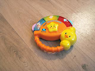 Vtech Mijn Kleine Tamboerijn: speelgoed voor motoriek, taalontwikkeling en zintuigelijke ontwikkeling!