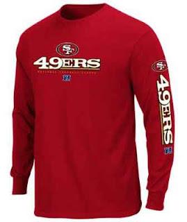 San Fransisco 49Ers apparel buy