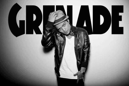 Lirik Lagu Grenade - Bruno Mars