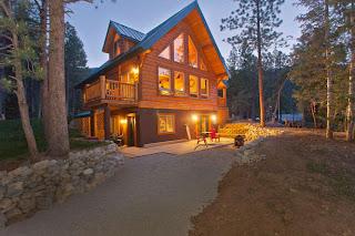 Mt Charleston Lodge Event Cabin