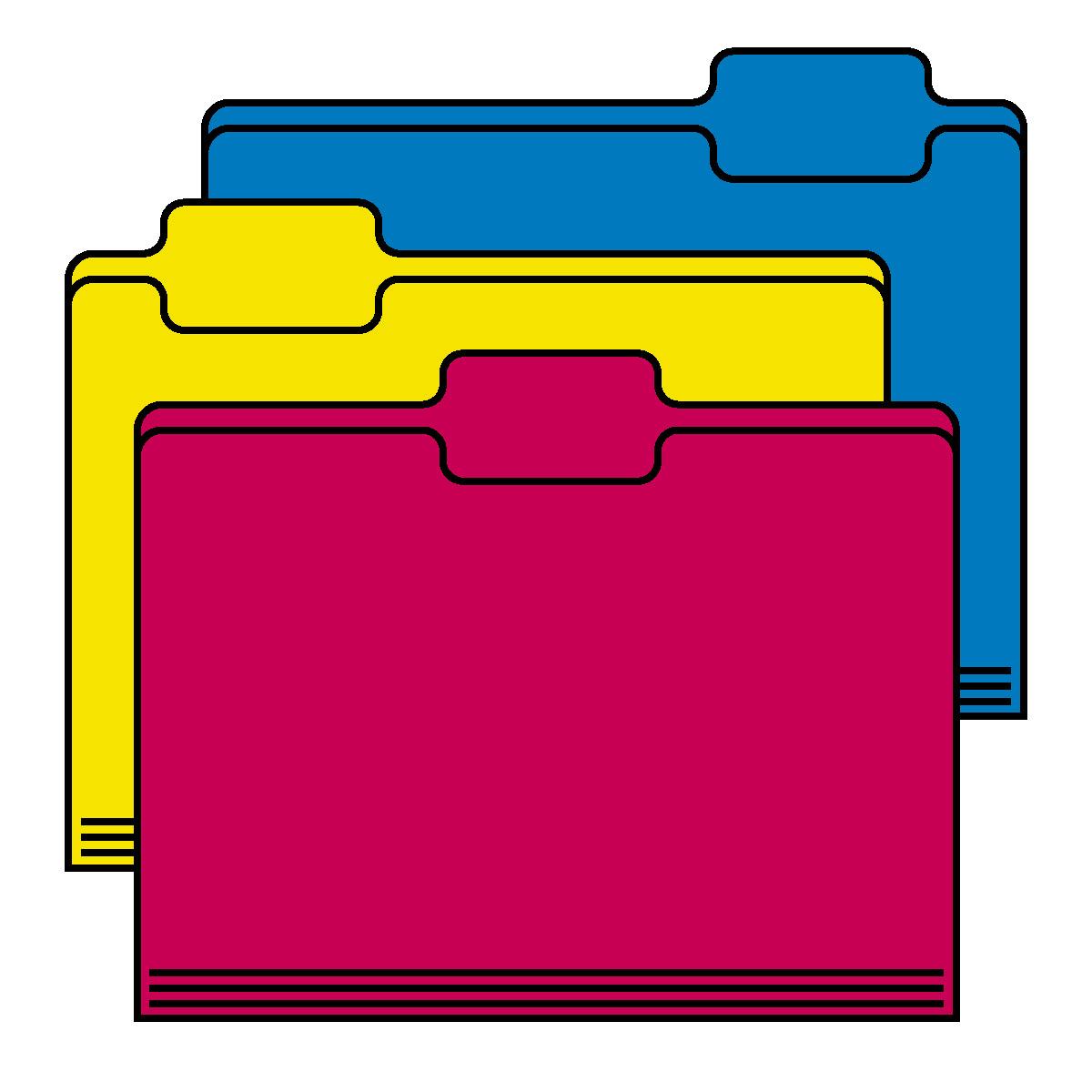 Mini Science PostersClip Art Pocket Folder