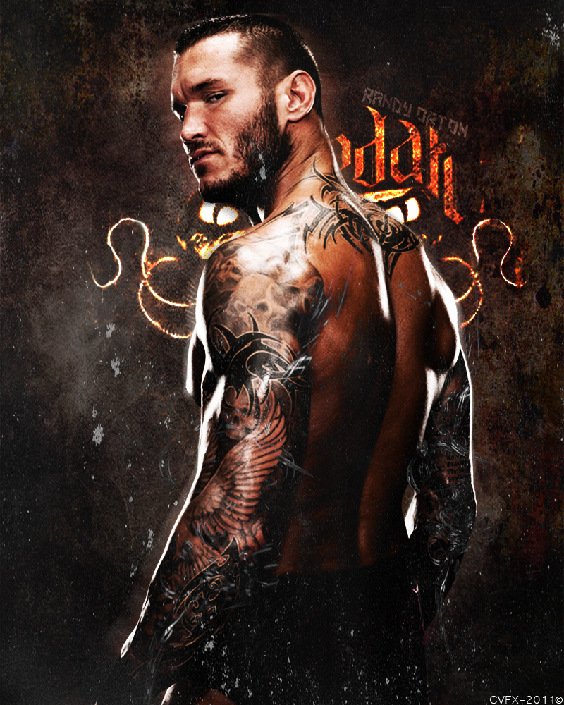 Randy Orton Viper Logo Download