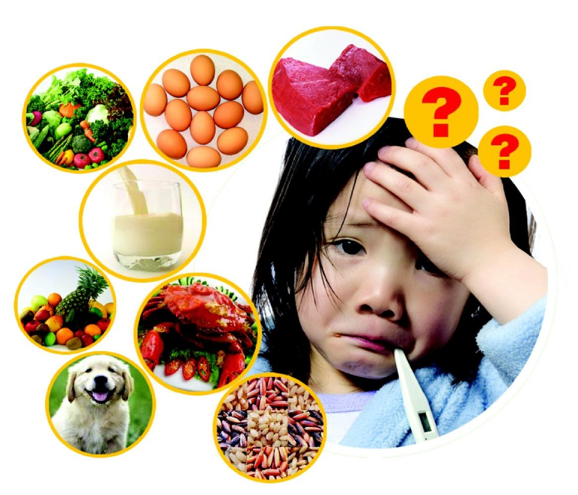 Pantangan Bagi Penderita Penyakit Alergi