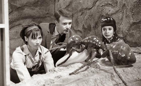 Susan, Ian and Ping Cho in Planet of Giants