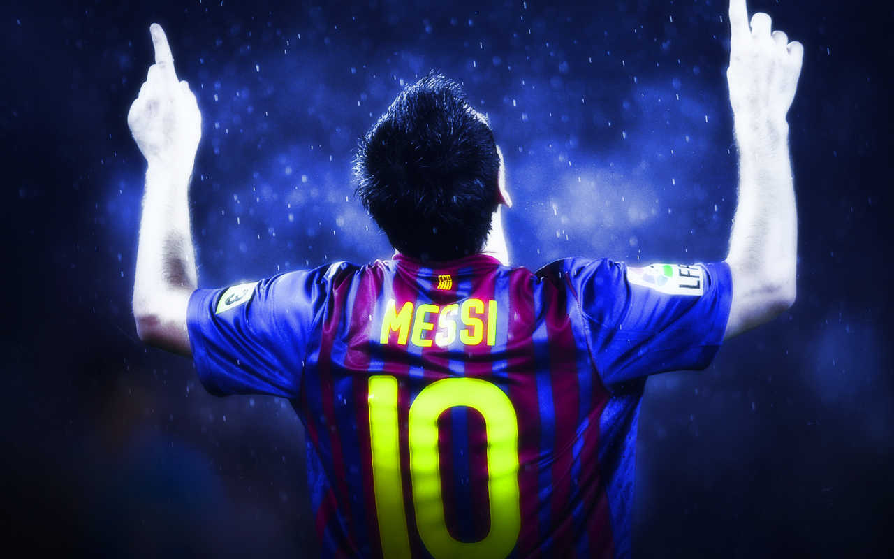 Lionel Messi Wallpapers HD 2012  Its All About Wallpapers