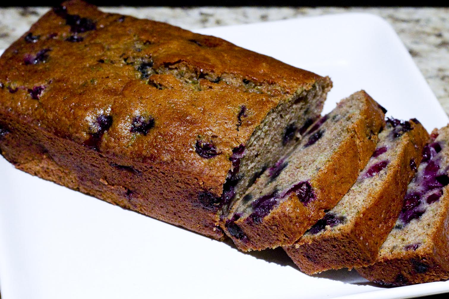 Fabulous Food Friday #131 {Zucchini and Blueberry Bread ...
