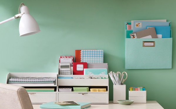 What Better Way To Inspire A Sense Of Efficiency Than A New Line Of Home  Office Supplies Designed By Martha Stewart?