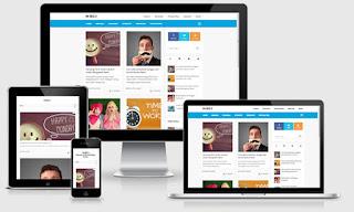 In SEO2 blogger design template