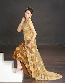 Desain Baju Pernikahan Untuk Pengantin Putri