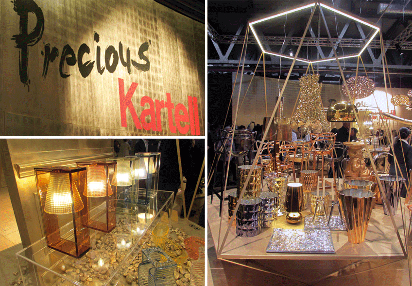 Kartell Feria de Milán 2014
