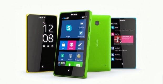 Nokia X, Android Rasa Windows Phone