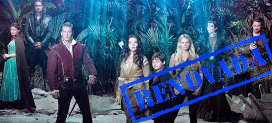 Once Upon a Time (ABC): Renovada temporada 5