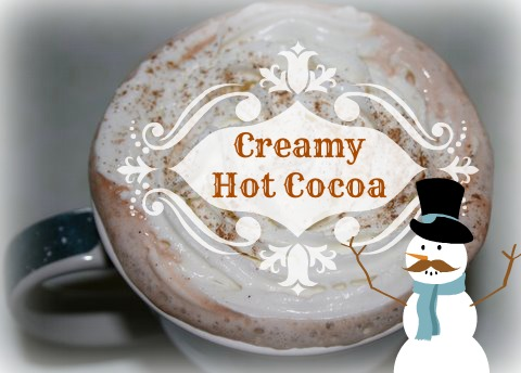 Creamy Hot Cocoa Mix