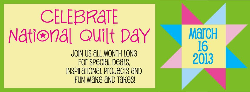 Happy National Quilting Day