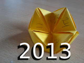 Fortune Teller - Predictions for 2013
