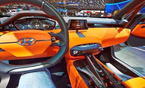 Coolest Crossover SUV Hyundai Works!