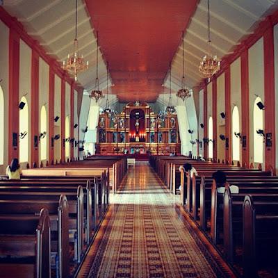 St John The Baptist Parish Church, Calamba, Laguna, Visita Iglesia, Holy Week, Philippines, Bisita Iglesia, Simbahan, Gusali, Instagram, Mahal na Araw, Semana Santa