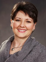 Author and Speaker Lisa Buffaloe
