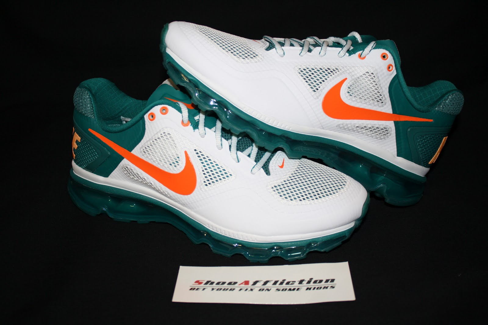 nike air trainer 1.3 max breathe miami dolphins