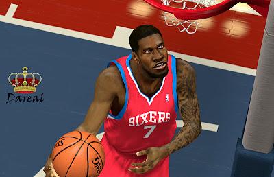 NBA2K Royal Ivey Cyberface Mods