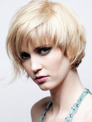 moderno peinado cabello medio