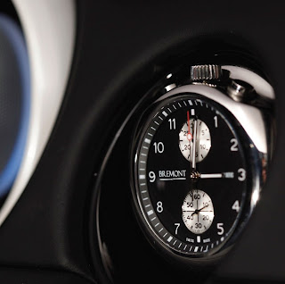 Montre Bremont Jaguar XJ75 Platinum Concept Car