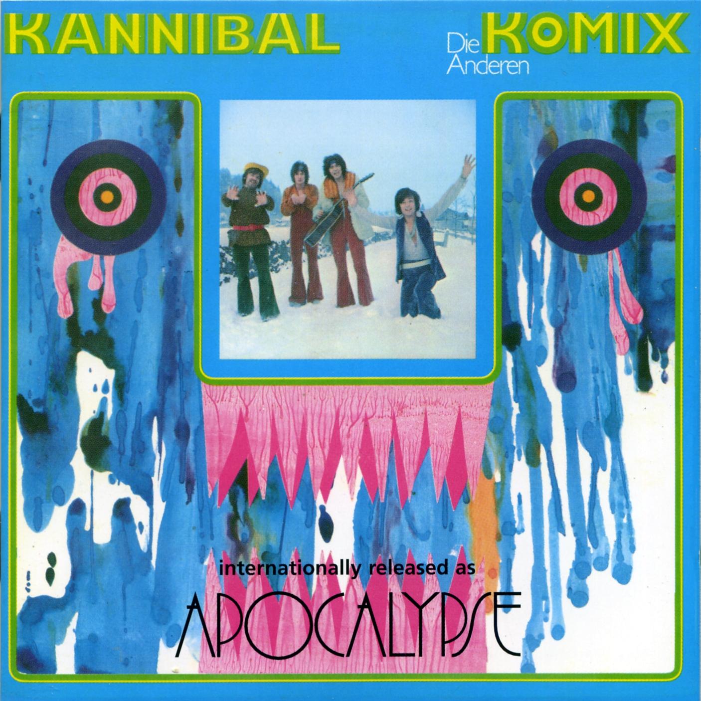 Kannibal Komix Little Little