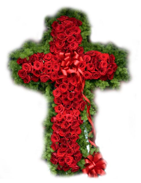 Hasil gambar untuk bunga salib belasungkawa