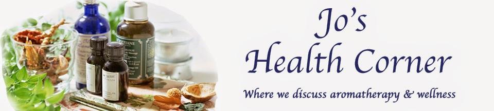 Jo's Health Corner